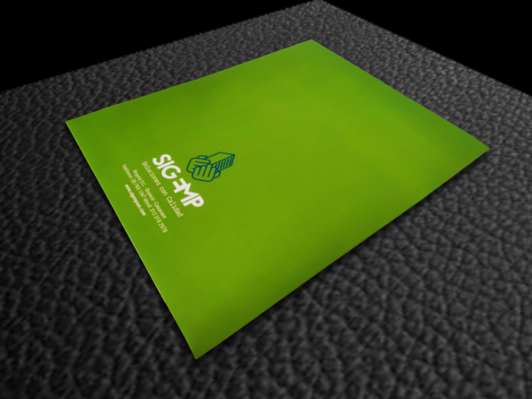Carpetas tamaño carta impresión imprinco